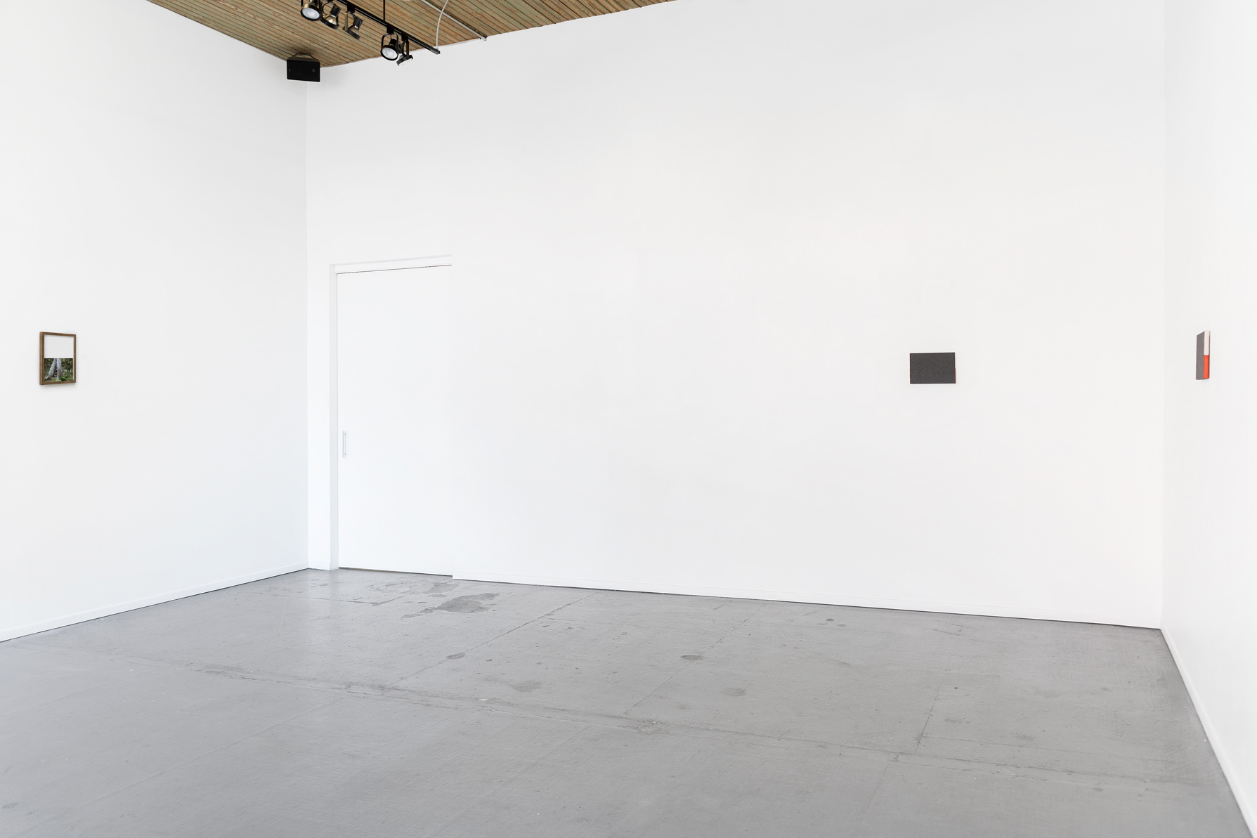 '≠' Painting by Irene Grau for Maus Contemporary, Birgmingham (US)
